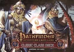 PATHFINDER ADVENTURE CARD GAME -  CLERIC CLASS DECK (ANGLAIS)
