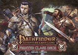 PATHFINDER ADVENTURE CARD GAME -  FIGHTER CLASS DECK (ANGLAIS)
