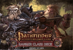 PATHFINDER ADVENTURE CARD GAME -  RANGER CLASS DECK (ANGLAIS)