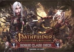 PATHFINDER ADVENTURE CARD GAME -  ROGUE CLASS DECK (ANGLAIS)