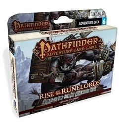 PATHFINDER ADVENTURE CARD GAME -  SPIRES OF XIN-SHALAST - ADVENTURE DECK (ANGLAIS) -  RISE OF THE RUNELORDS