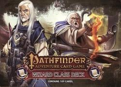 PATHFINDER ADVENTURE CARD GAME -  WIZARD CLASS DECK (ANGLAIS)