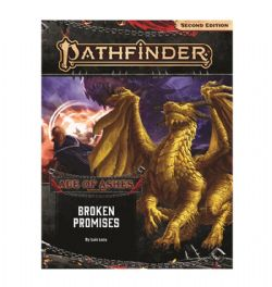 PATHFINDER -  ADVENTURE PATH - BROKEN PROMISES (ENGLISH) -  AGE OF ASHES 6