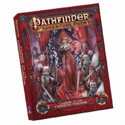 PATHFINDER -  ADVENTURE PATH: CURSE OF THE CRIMSON THRONE (ANGLAIS)
