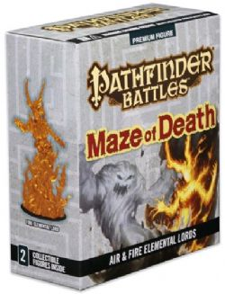 PATHFINDER -  CASE INCENTIVE - MAZE OF DEATH