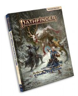 PATHFINDER -  CHARACTER GUIDE -  LOST OMEN