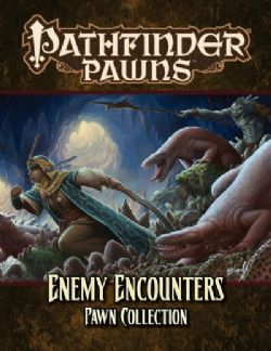 PATHFINDER -  ENEMY ENCOUNTERS - PAWN COLLECTION