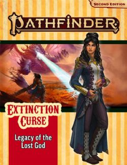 PATHFINDER -  LEGACY OF THE LOST GOD (ANGLAIS) -  EXTINCTION CURSE 02