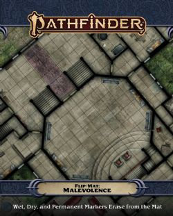 PATHFINDER -  MALEVOLENCE -  FLIP-MAT