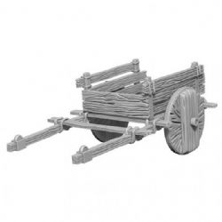 PATHFINDER MINIATURES -  2 WHEEL CART -  DEEP CUTS