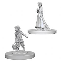 PATHFINDER MINIATURES -  CHILDREN (2) -  DEEP CUTS