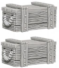 PATHFINDER MINIATURES -  CRATES -  DEEP CUTS
