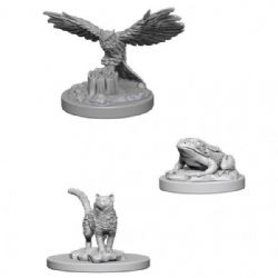PATHFINDER MINIATURES -  FAMILIARS -  DEEP CUTS