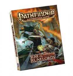 PATHFINDER -  RISE OF THE RUNELORDS TP (ANGLAIS) -  ANNIVERSARY EDITION