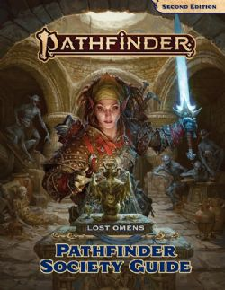 PATHFINDER -  SOCIETY GUIDE -  LOST OMEN