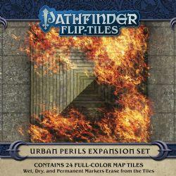 PATHFINDER -  URBAN PERILS EXPANSION SET -  FLIP-TILES
