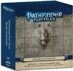 PATHFINDER -  URBAN STARTER SET -  FLIP-TILES