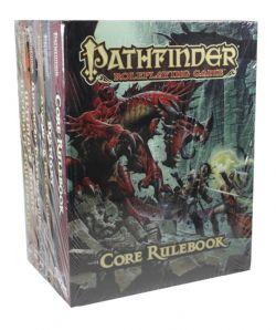 PATHFINDER -  USAGÉ - BUNDLE DE PATHFINDER 1ERE EDITION (ANGLAIS)