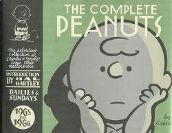 PEANUTS -  COMPLETE PEANUTS HC 1965-1966 08