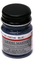 PEINTURE ÉMAIL -  BLEU MOTEUR DE FORD ET GM (14.7 ML)