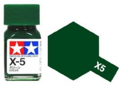 PEINTURE ÉMAIL -  VERT (10 ML) EX-5