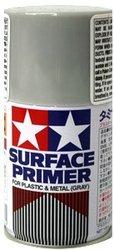 PEINTURE ACRYLIQUE -  APPRET DE SURFACE - GRIS (100 ML) -  PEINTURE EN AEROSOL