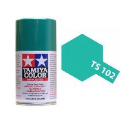 PEINTURE ACRYLIQUE -  TS-102 VERT COBALT - 100ML (PEINTURE EN SPRAY) TS-102