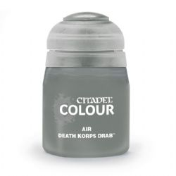 PEINTURE -  CITADEL AIR - DEATH KORPS DRAB (24ML) 28-64