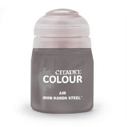 PEINTURE -  CITADEL AIR - IRON HANDS STEEL (24ML) 28-78