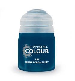 PEINTURE -  CITADEL AIR - NIGHT LORDS BLUE (24ML) 28-63