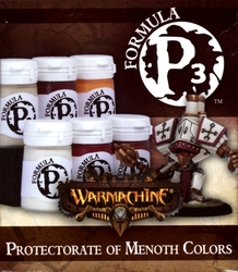 PEINTURE -  COULEURS DE PROTECTORATE OF MENOTH