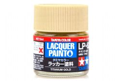 PEINTURE LAQUE -  OR TITANIUM (10 ML) LP-62