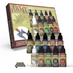 PEINTURE -  THE ARMY PAINTER - COULEURES MÉTALLIQUES SET DE PEINTURES