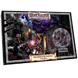 PEINTURE -  THE ARMY PAINTER - DUNGEONS & CAVERNS CORE SET