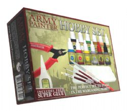 PEINTURE -  THE ARMY PAINTER - HOBBY SET