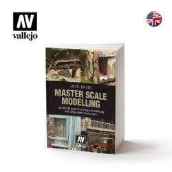 PEINTURE VALLEJO -  MASTER SCALE MODELLING