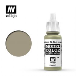 PEINTURE VALLEJO -  STONE GREY -  MODEL COLOR 70884