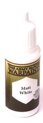 PEINTURE -  WARPAINTS - MATT WHITE (18 ML)
