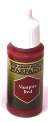 PEINTURE -  WARPAINTS - VAMPIRE RED (18 ML)
