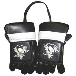 PENGUINS DE PITTSBURGH -  MINI GANTS DE HOCKEY