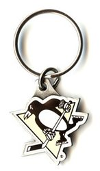 PENGUINS DE PITTSBURGH -  PORTE-CLÉ LOGO