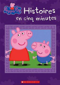 PEPPA PIG -  HISTOIRES EN CINQ MINUTES