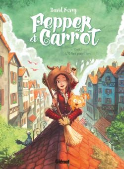 PEPPER ET CARROT -  L'EFFET PAPILLON 03