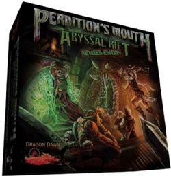 PERDITION'S MOUTH -  ABYSSAL RIFT - REVISED EDITION (ANGLAIS)