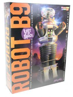 PERDU DANS L'ESPACE -  ROBOT B9 A L'ECHELLE 1/6 - (NIVEAU 3)