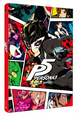 PERSONA 5 -  PERSONA 5 ARTBOOK OFFICIEL