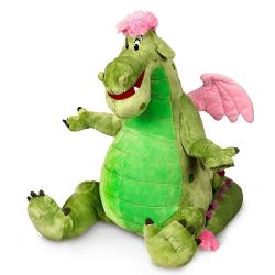 PETER ET ELLIOT LE DRAGON -  PELUCHE DE ELLIOT (33 CM) -  PETER ET ELLIOT LE DRAGON