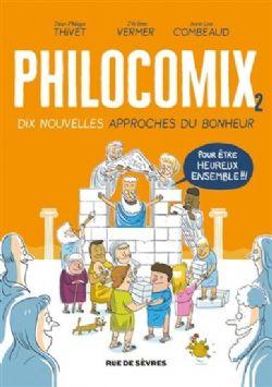 PHILOCOMIX -  DIX NOUVELLES APPROCHES DU BONHEUR 02