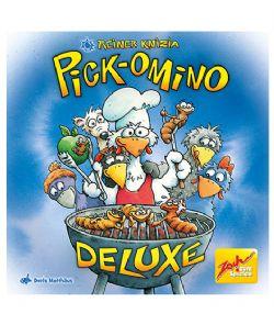 PICKOMINO -  ÉDITION DELUXE (MULTILINGUE)
