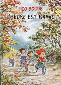 PICO BOGUE -  L'HEURE EST GRAVE 11